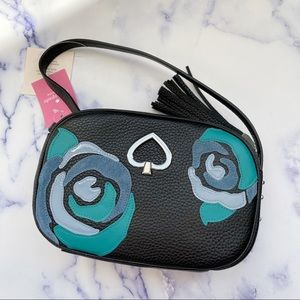 Kate Spade ♠️ Floral Camera Bag Crossbody